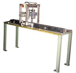 Balken - Bohrmaschine
