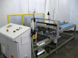 Automatic milling machine 2-lines with horizontal magazine