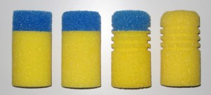 Types of thermos flask cleaning sponges