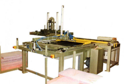 Plate ripping machine