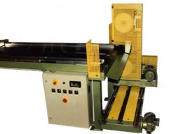 Machine for cutting to length